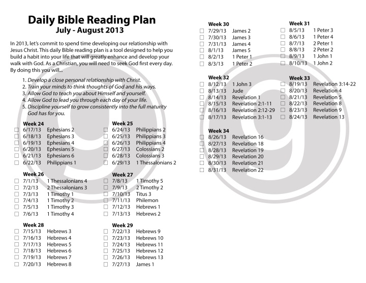 Bible Reading Plan_July thru August_front and back