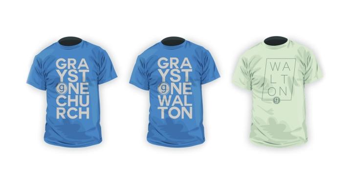 Oct 2013 tshirts