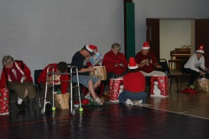 Annandale Christmas Party 082