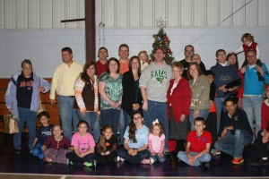 Annandale Christmas Party 085