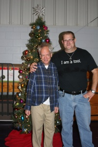 Annandale Christmas Party 089