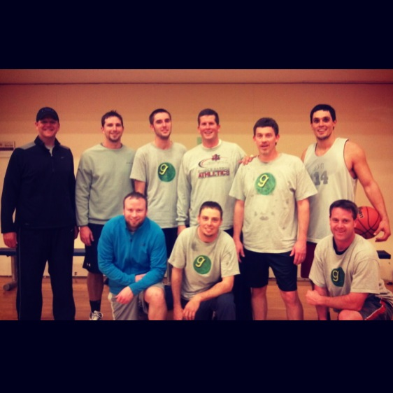 The Best Church Basketball Team in the Universe