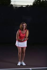 Jennifer tennis
