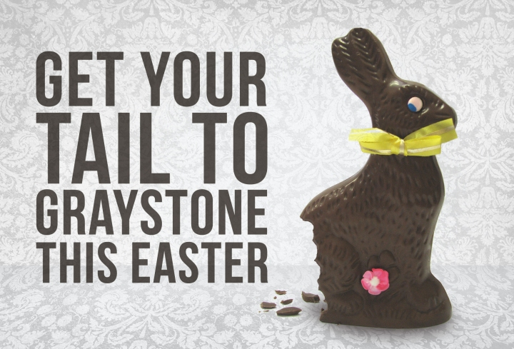 Get Your Tail To Graystone