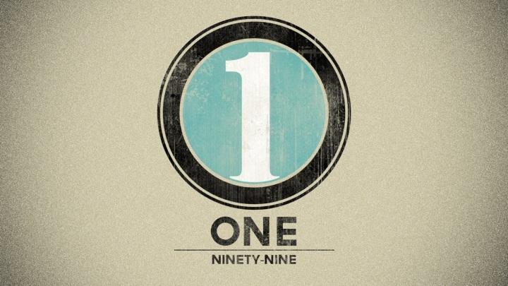 One over Ninetynine
