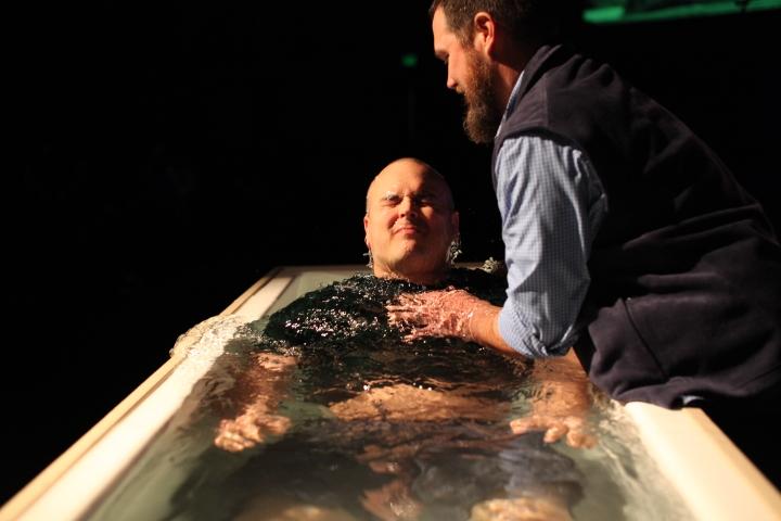 Britt Baptism 1