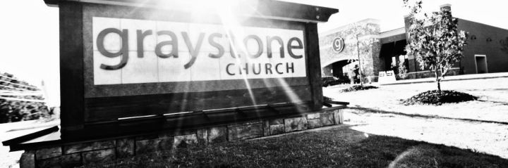 Graystone Sign B&W
