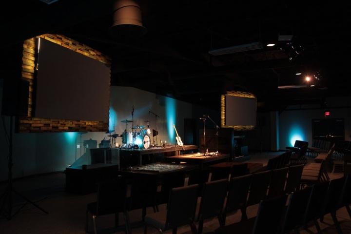 Stage:Auditoirum