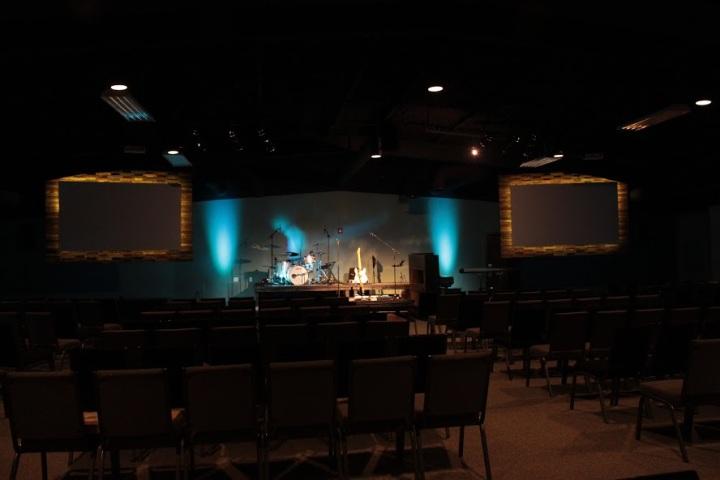 Walton auditorium