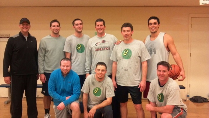 Graystone Church Basketball Team Winter 2013