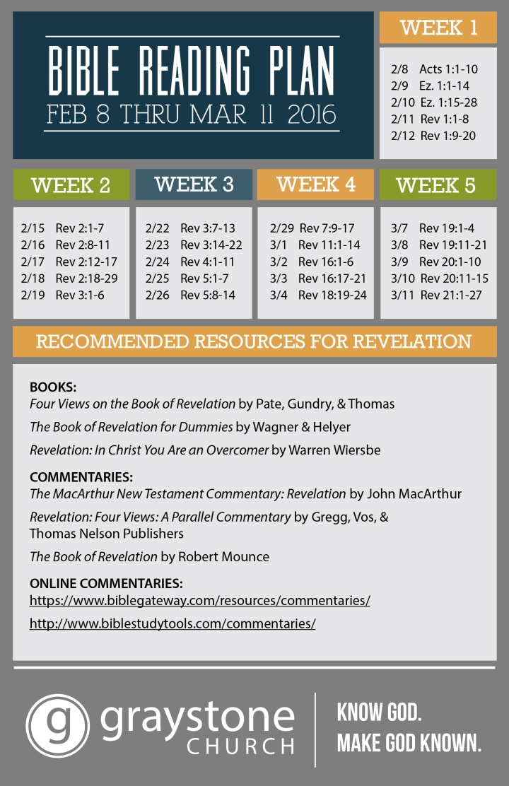 Rev Reading Plan
