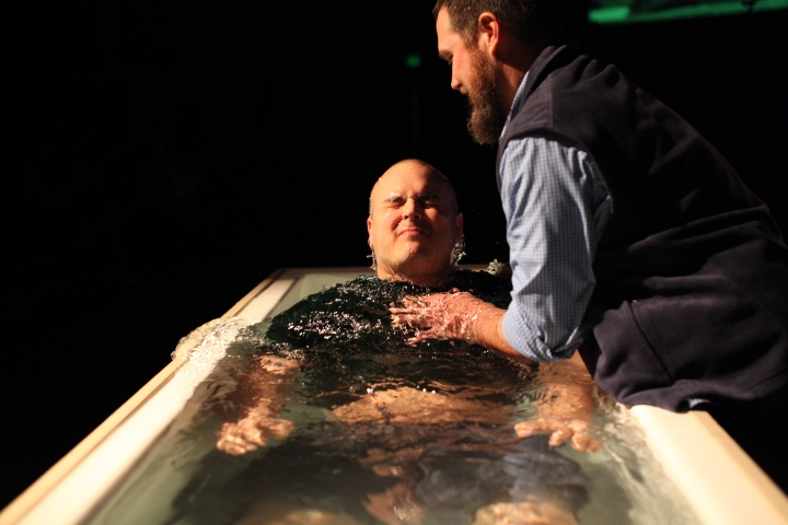 Brit Baptism 1