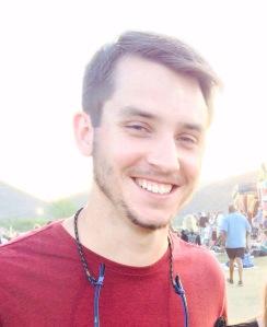 Student Pastor Andrew Coats
