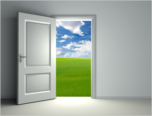 Does God open and close doors? : close door - pezcame.com