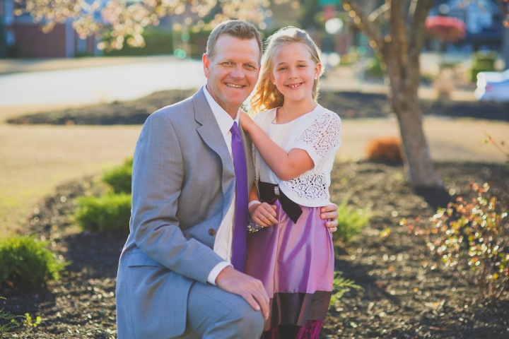 On Saturday, February 25, I had the privilege to escort my 8 year-old  daughter to the Annual Father Daughter Dance at Grayson Elementary School.